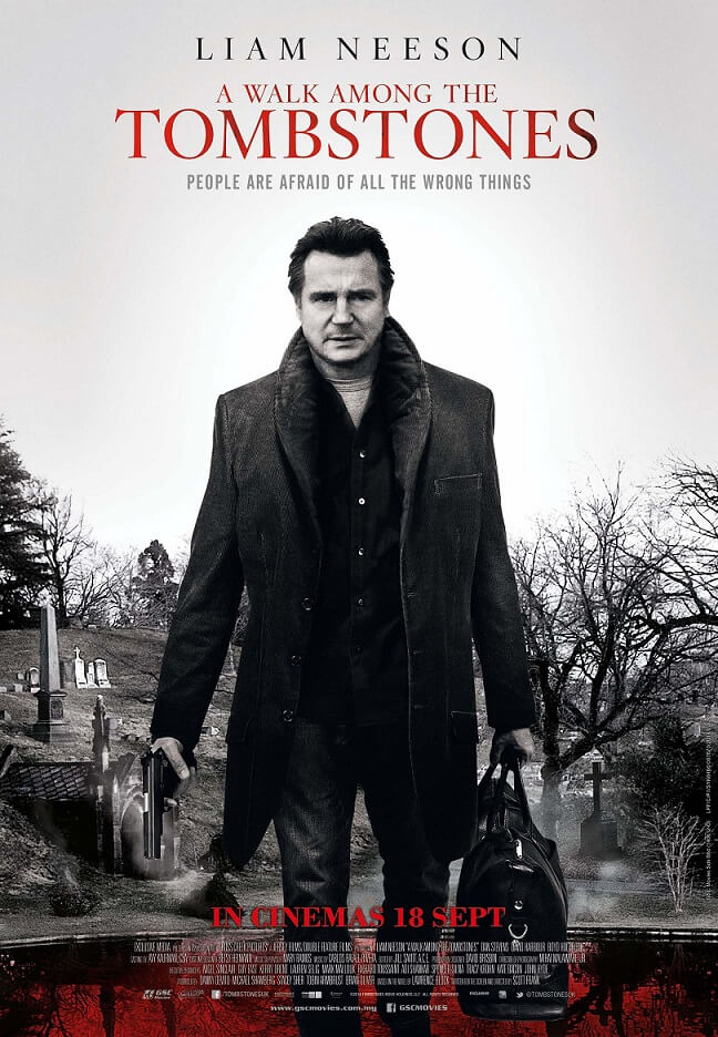 A Walk Among the Tombstones (2014) BluRay 720p