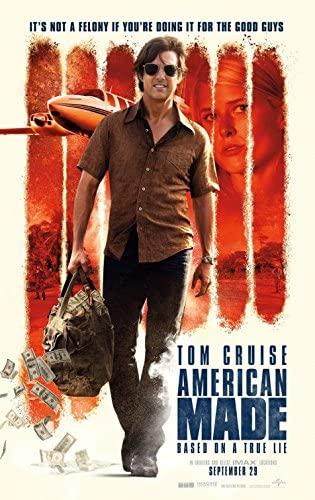 American Made (2017) BluRay 720p