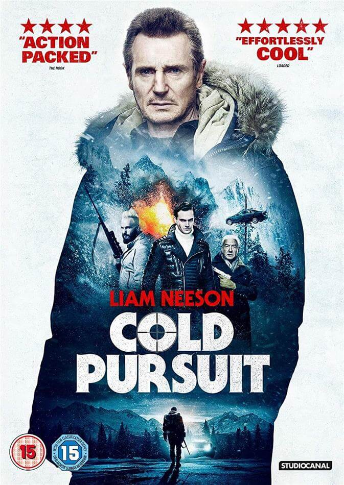Cold Pursuit (2019) UHD BluRay 720p