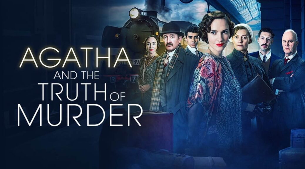 Agatha and the Truth of Murder (2018) movie download