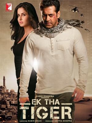 Ek Tha Tiger (2012) BluRay 720p