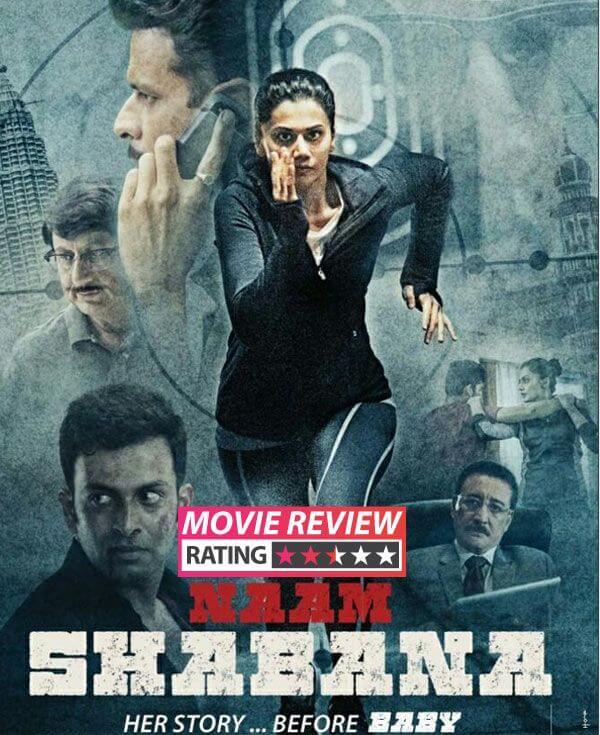 Naam Shabana (2017) BluRay 720p