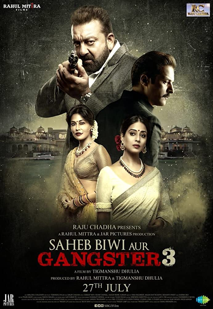 Saheb Biwi Aur Gangster 3 (2018) BluRay 720p