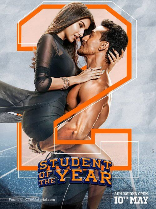 Student of the Year 2 (2019) BluRay 720p