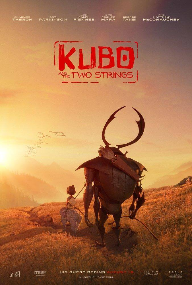 Kubo and the Two Strings (2016) BluRay 720p