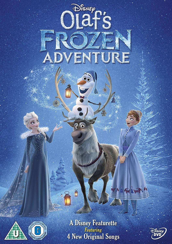 Olaf's Frozen Adventure(2017)   BluRay 720p