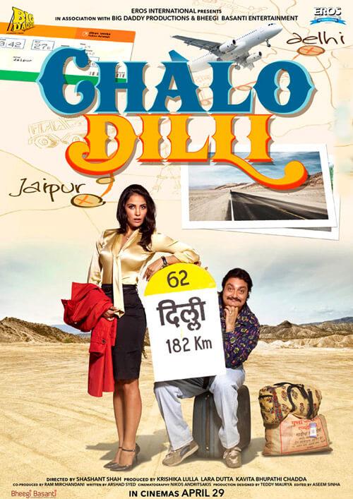 Chalo Dilli (2011) BluRay 720p