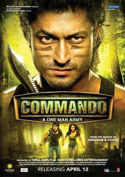 Commando(2013) BluRay 720p