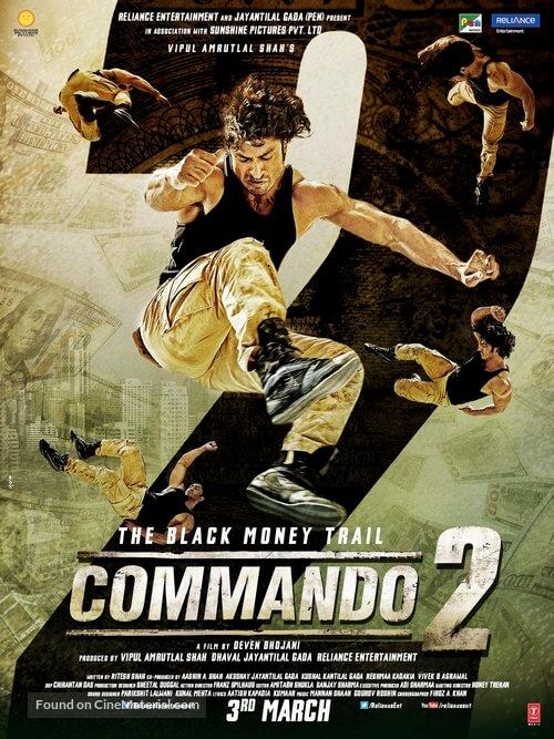 Commando 2(2017) BluRay 720p