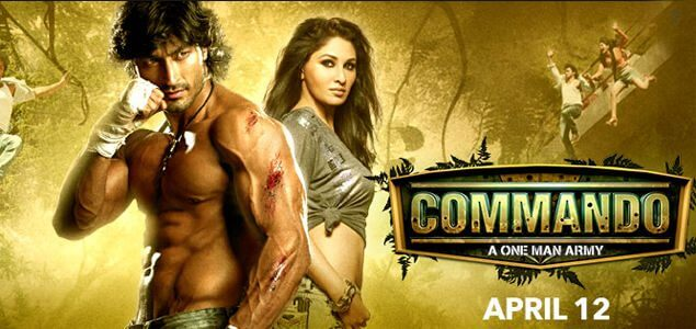 Commando(2013) movie download