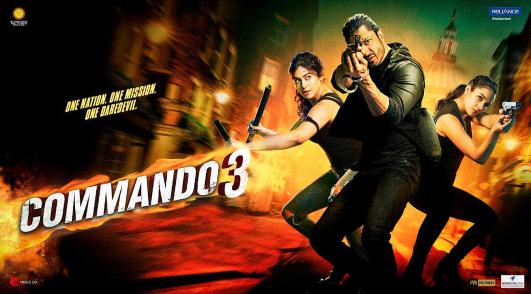 Commando 3(2019) movie download