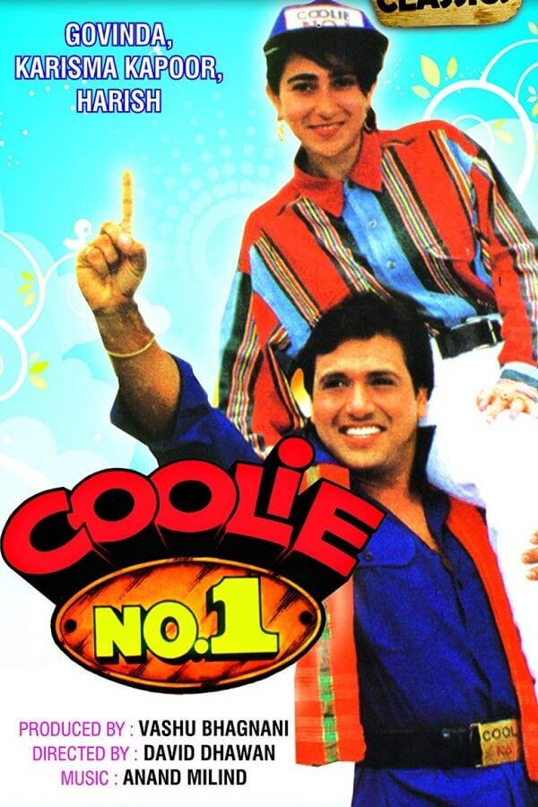 Coolie No. 1 (1995) BluRay 720p