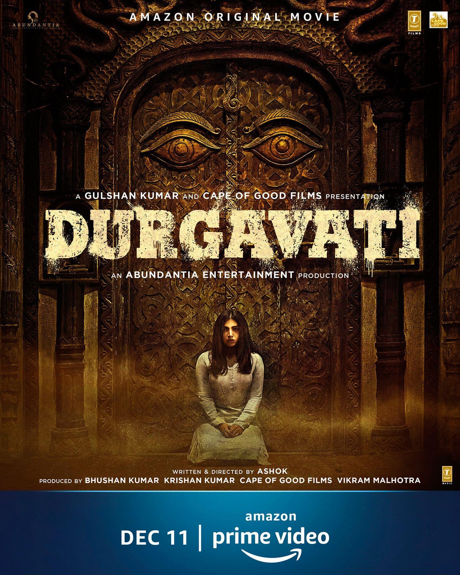 Durgamati: The Myth (2020) Webrip 720p