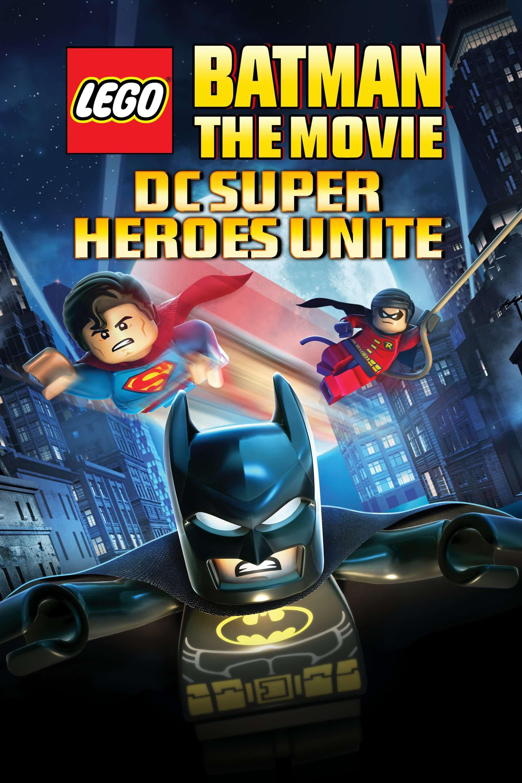 Lego Batman: The Movie – DC Super Heroes Unite (2013) BluRay 720p