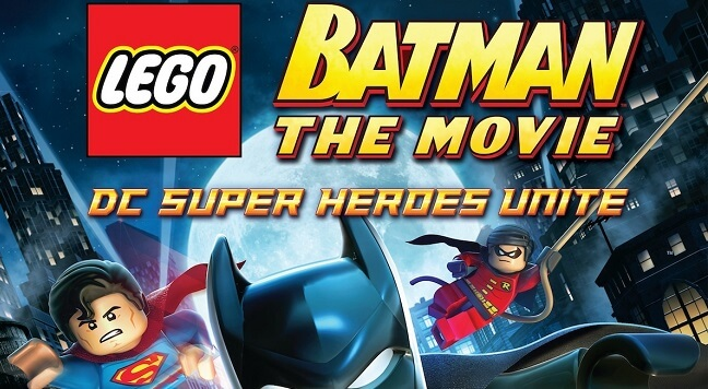 Lego Batman- The Movie - DC Super Heroes Unite movie download