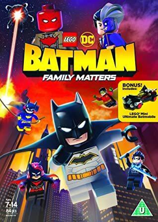 Lego DC Batman: Family Matters(2019) BluRay 720p