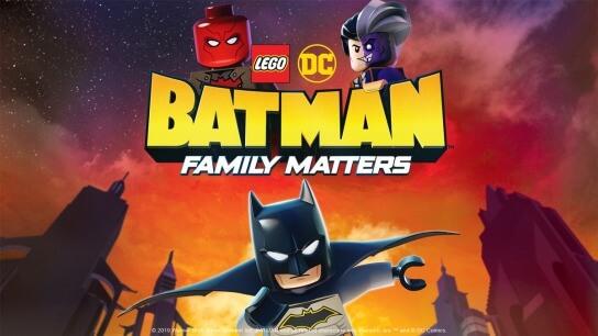 Lego DC Batman: Family Matters movie download