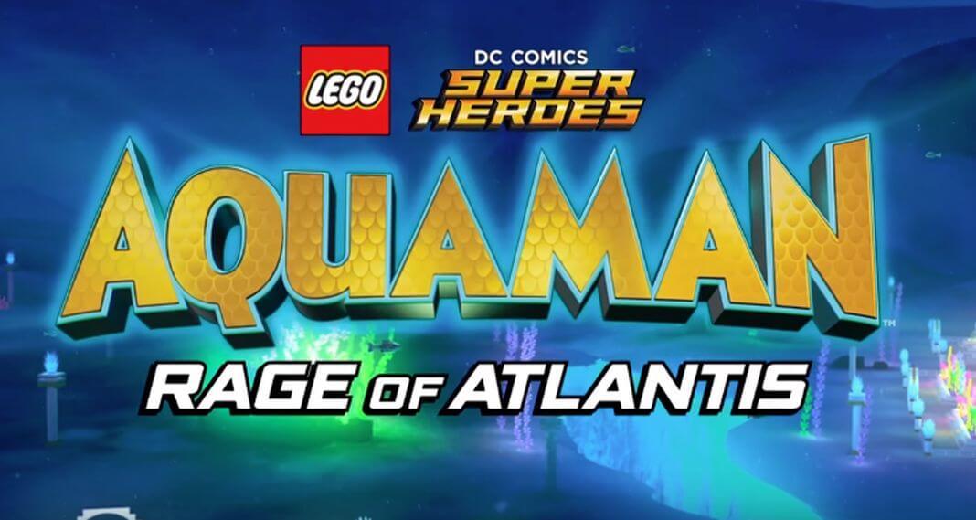 Lego DC Comics Super Heroes- Aquaman- Rage of Atlantis movie download