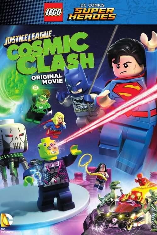 Lego DC Comics Super Heroes: Justice League – Cosmic Clash(2016) BluRay 720p
