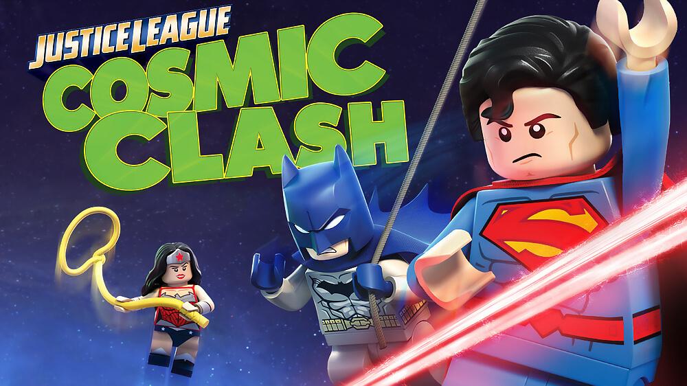 Lego DC Comics Super Heroes- Justice League – Cosmic Clash movie download