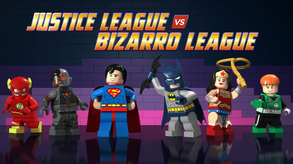 Lego DC Comics Super Heroes- Justice League vs. Bizarro League movie download