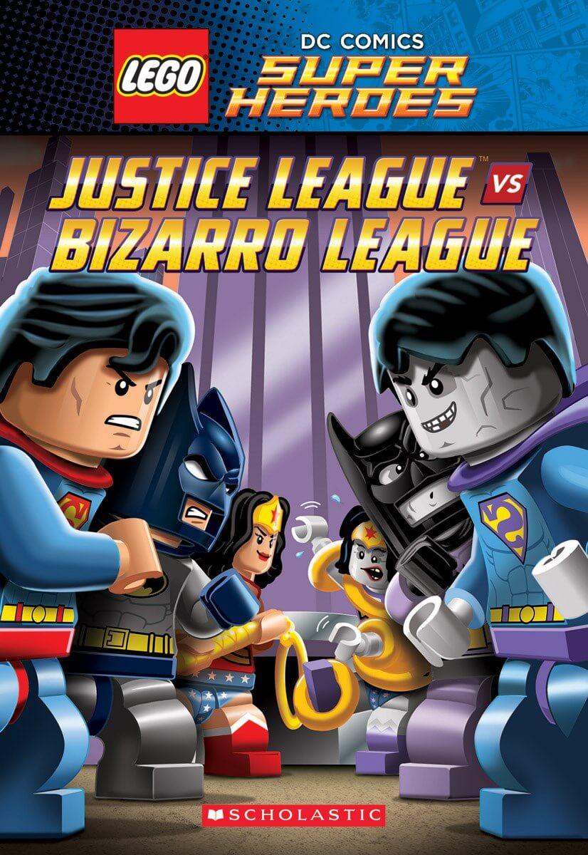 Lego DC Comics Super Heroes: Justice League vs. Bizarro League(2015) BluRay 720p