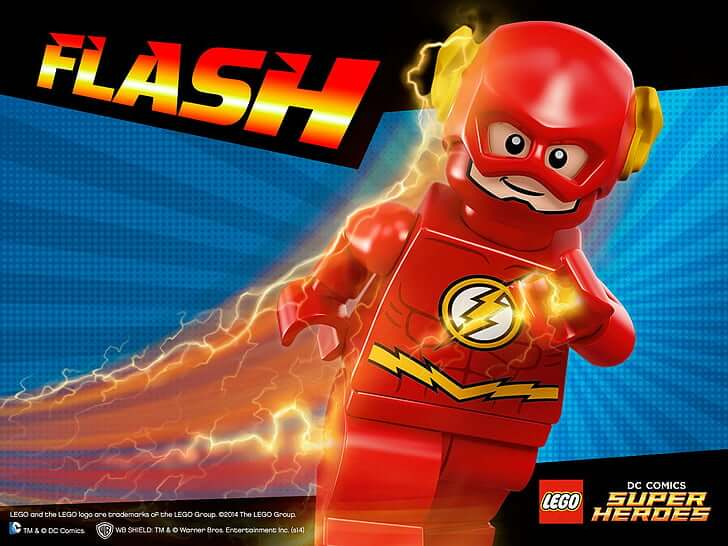 Lego DC Comics Super Heroes- The Flash movie download