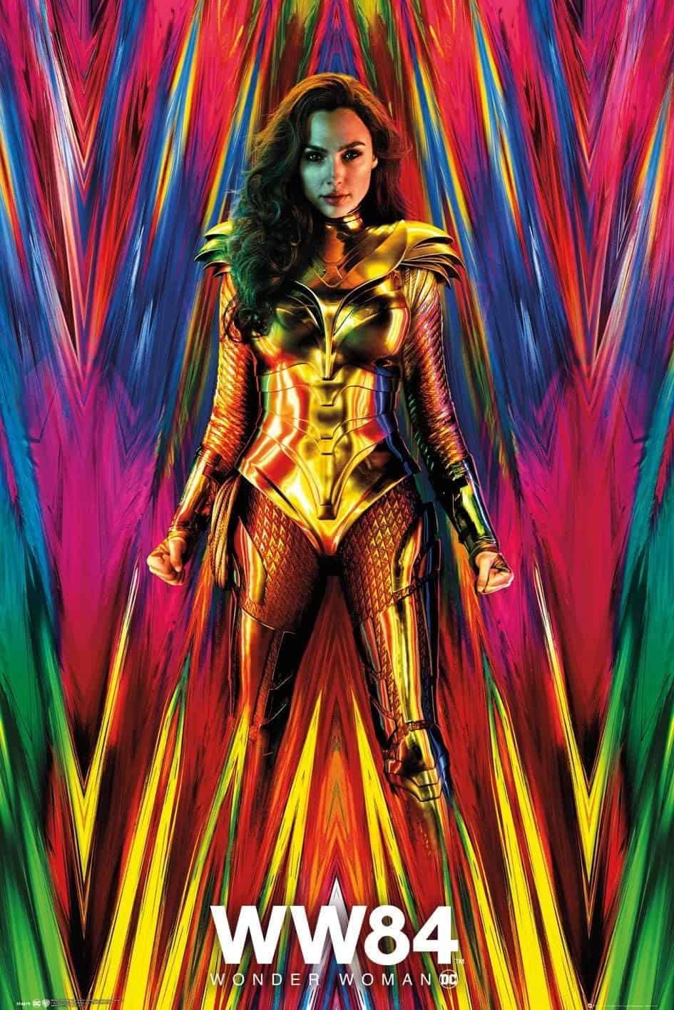 Wonder Woman 1984(2020) Webrip 720p