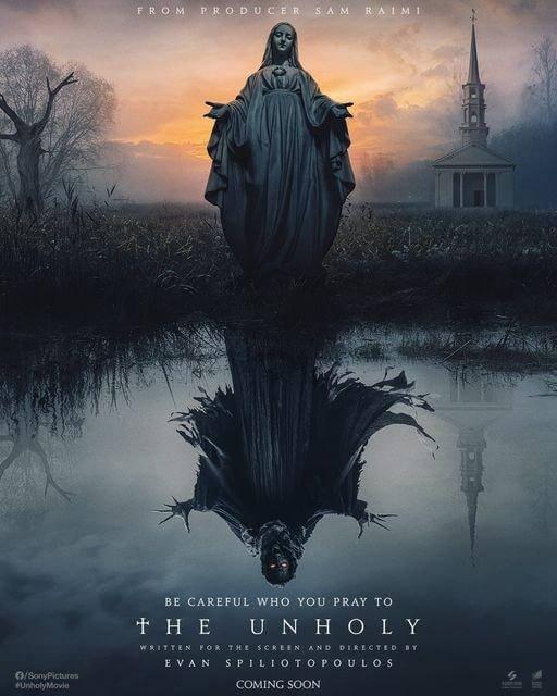 The Unholy (2021) BluRay 720p