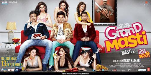 Grand Masti movie download