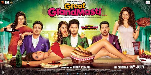Great Grand Masti movie download