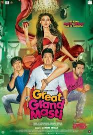 Great Grand Masti(2016) BluRay 720p