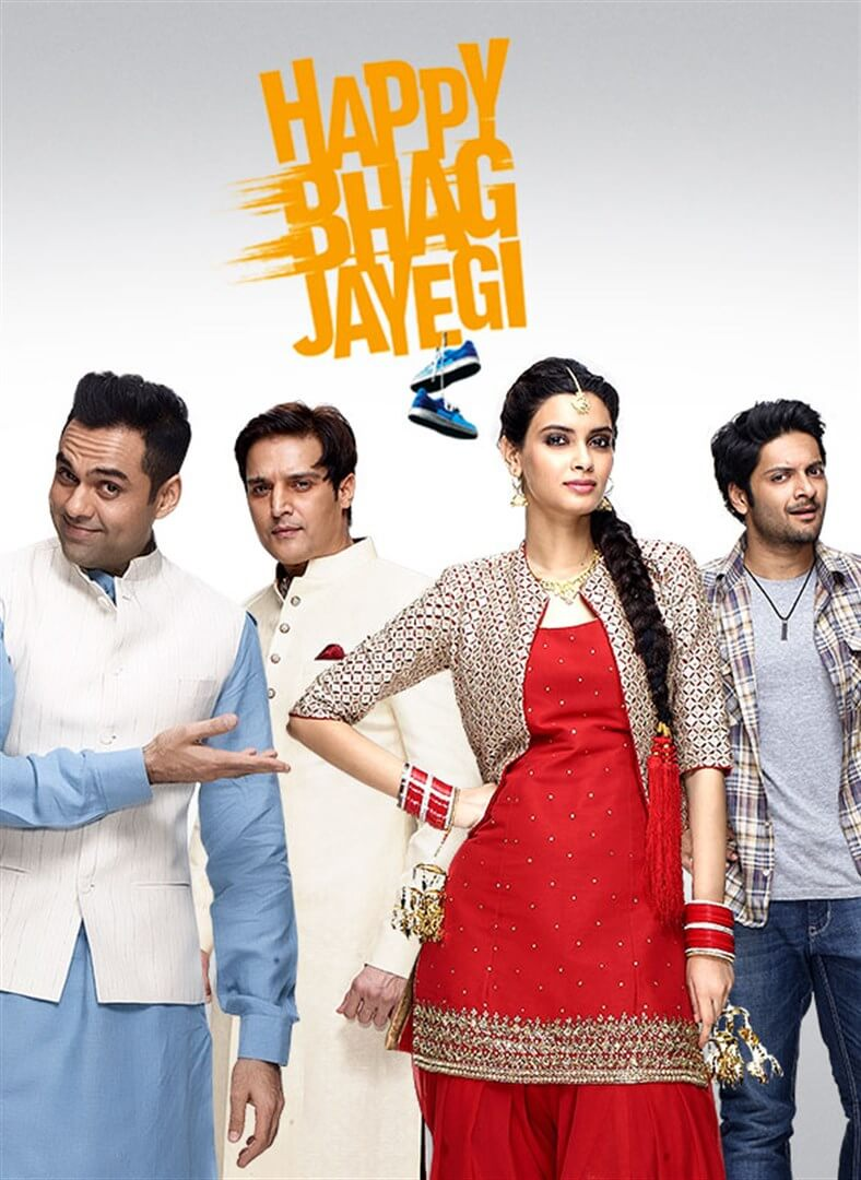 Happy Bhaag Jayegi(2016) BluRay 720p
