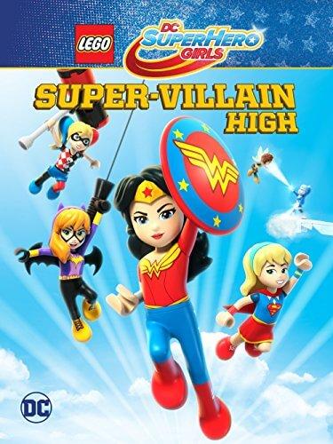 Lego DC Super Hero Girls: Super-Villain High(2018) BluRay 720p