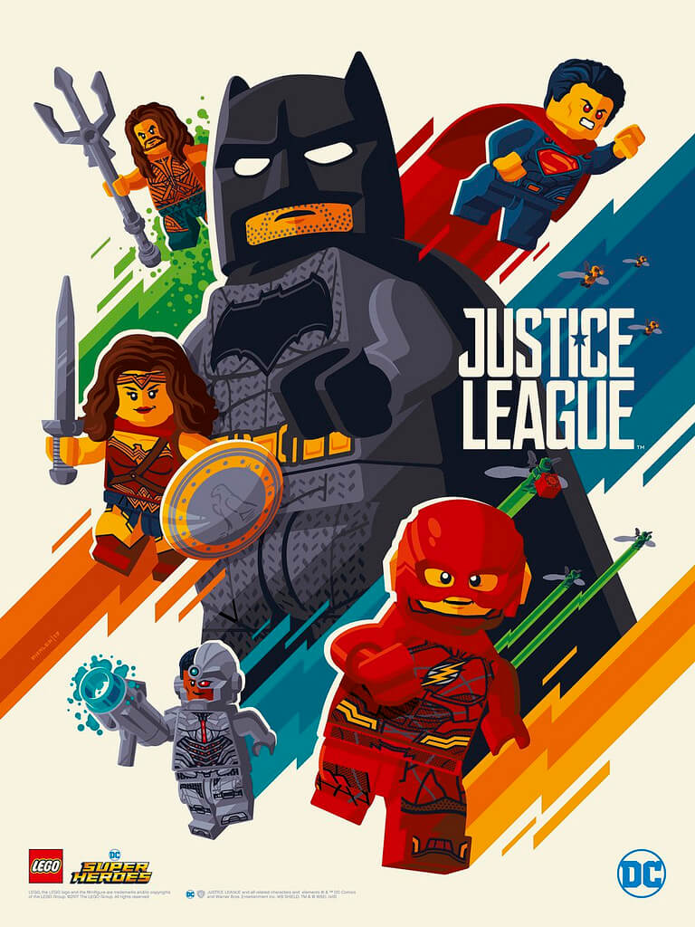Lego DC Super Heroes: Justice League – Attack of the Legion of Doom!(2015)  BluRay 720p