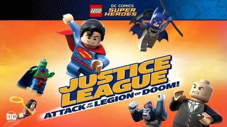 Lego DC Super Heroes- Justice League - Attack of the Legion of Doom! movie download
