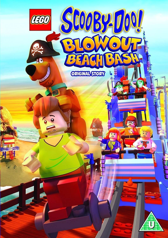 Lego Scooby-Doo! Blowout Beach Bash (2017)  BluRay 720p