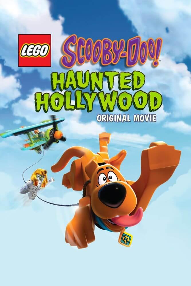 Lego Scooby-Doo!: Haunted Hollywood(2016) BluRay 720p