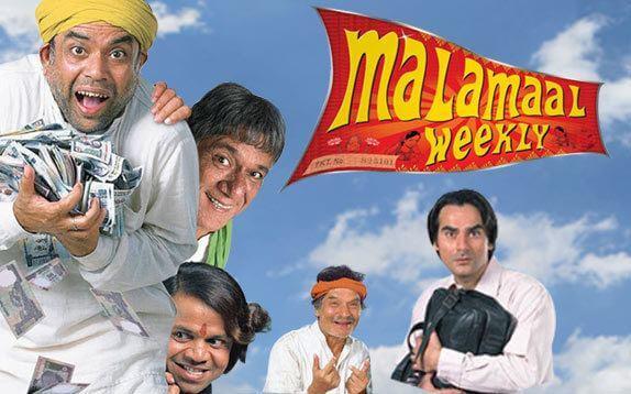 Malamaal Weekly movie download