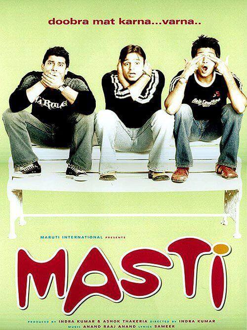 Masti(2004) BluRay 720p
