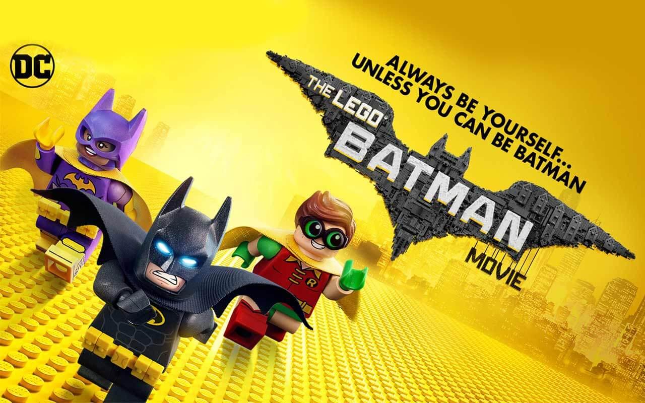 The Lego Batman Movie movie download