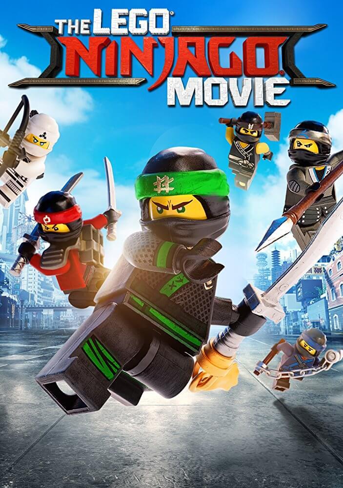 The Lego Ninjago Movie(2017) BluRay 720p
