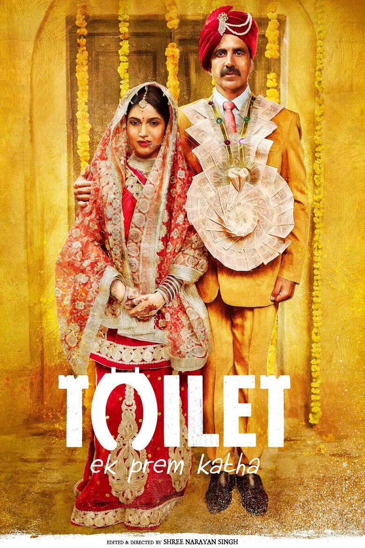 Toilet – Ek Prem Katha(2017)  BluRay 720p
